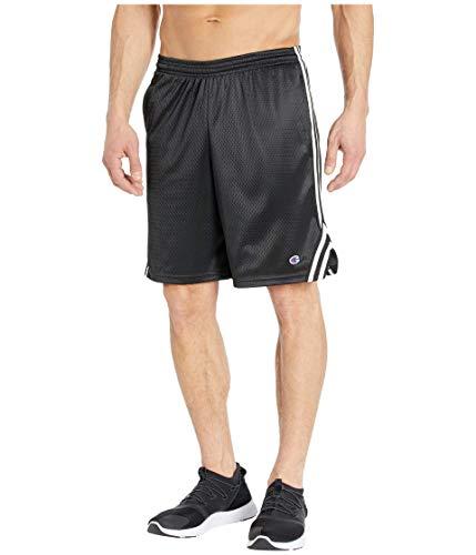 Champion Herren Lacrosse Lssige Shorts, schwarz, Mittel