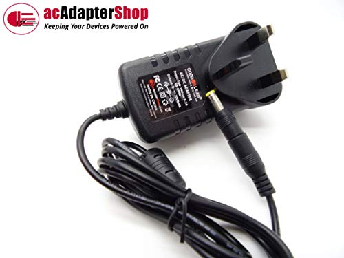 GOOD LEAD 9V Mains AC DC Replacement Power Supply Adapter For VTech Pro Laptop -
