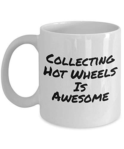 N\A Coleccionar Coches de Juguete de Hot Wheels es increíblemente Divertidas Tazas de té y café