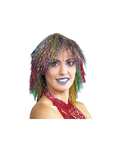 Perruque Lamée Luxe (multicolore)