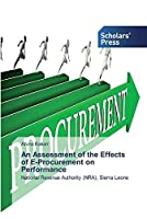 An Assessment of the Effects of E-Procurement on Performance