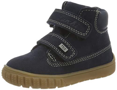 Lurchi Baby-Jungen JULIANO-TEX Sneaker, Navy, 26 EU