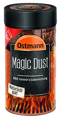 Ostmann Gewürze Magic Dust BBQ Gewürzzubereitung, 3er Pack (3 x 140 g)