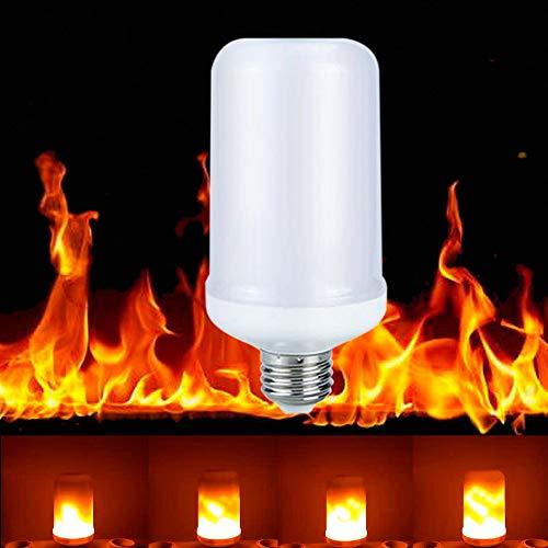 Lichte Bulbs YWXLight E27 / E26 3528 SMD 99 LEDs 3 modes Flame Light, AC 85-265V LED-lampen Corn Light Bulb