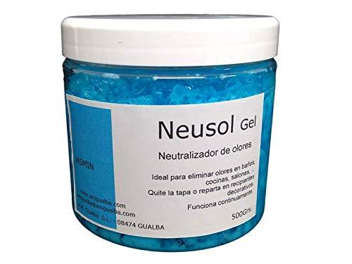 Neusol Gel Jazmin 550g. Neutralizador de olores en la casa. Cocina, baño.