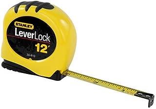 Stanley 30-810 12-Foot LeverLock Tape Rule