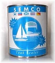 Semco Classic Brown Teak Sealer Gallon