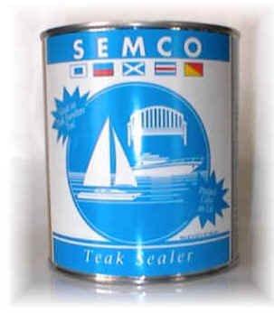 Semco Honeytone Teak Sealer Gallon