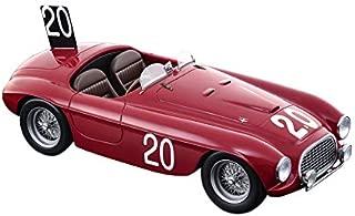 Ferrari 166MM #20 Luigi Chinetti/Jean Lucas Winners Spa 24 Hours 1949 Limited Edition to 90 Pieces Worldwide Mythos Series 1/18 Model Car by Tecnomodel TM18-52 C