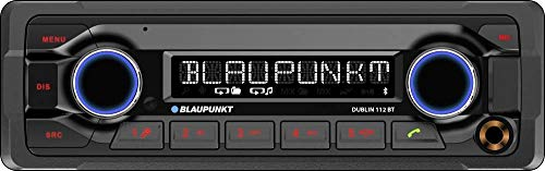 Blaupunkt Dublin 112 BT Car Radio
