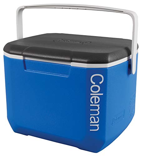 Coleman Hartschale 16 QT, Hochleistungs-Kühlbox, Kühlbox, 15 l, kühlt bis zu 1 Tag