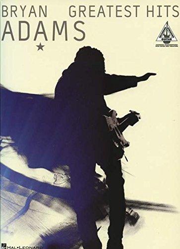 Bryan Adams - Greatest Hits (Guitar Recorded Versions)