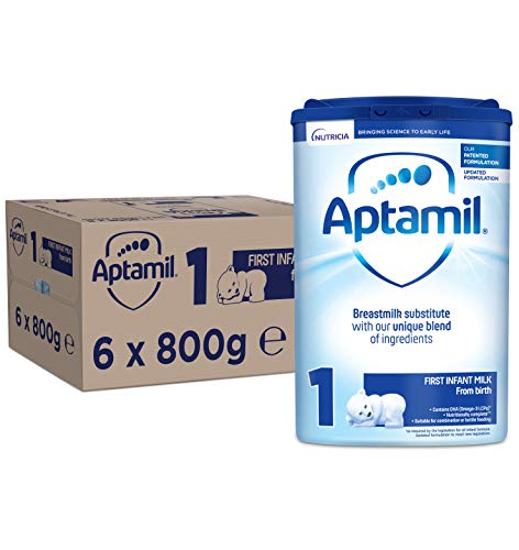 Aptamil Stage 1 First Infant Milk Powder