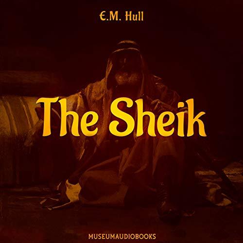 The Sheik audiobook cover art