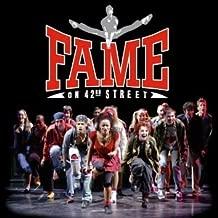 Fame on 42nd Street 2003 Original Off-Broadway Cast