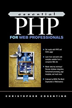 Essential PHP for Web Professionals