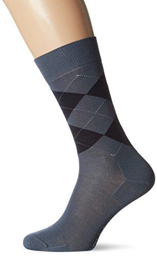 KUNERT Herren Socken, 871100 Andrew, Grau (Blue-Grey 3660), 39/42
