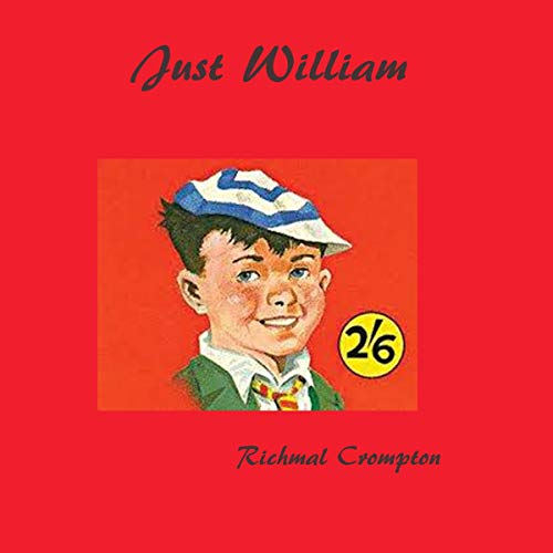 Just William audiobook cover art