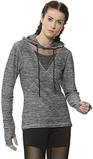 Campus Sutra Women Thumb Hole Sports Sweatshirt