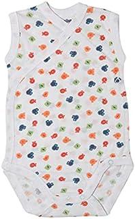 papillon romber short sleeves printed