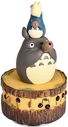 Studio Ghibli Mein Nachbar Totoro Spieluhr Musikband Material: Kunstharz, Metall, Hersteller Sun Arrow.