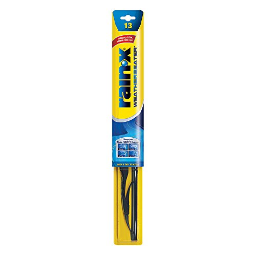Rain-X RX30213 Weatherbeater Wiper Blade - 13-Inches - (Pack of 1)