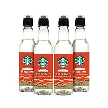 Best hazelnut coffee syrup Reviews