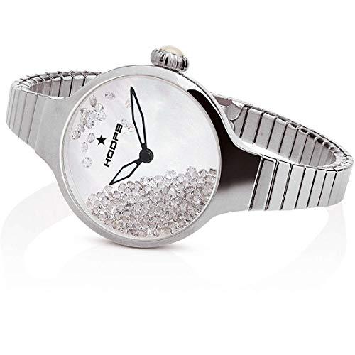 orologio solo tempo donna Hoops Nouveau Cherie trendy cod. 2612L-S04