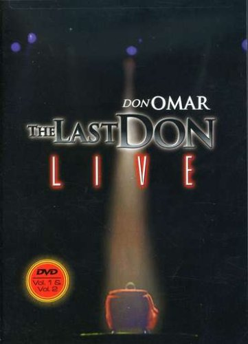 Don Omar: The Last Don - Live