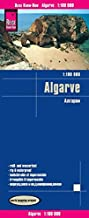 Algarve, mapa impermeable de carreteras. Escala 1: 100.000. Reise Know-How.: world mapping project