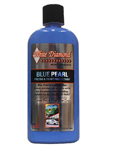 Vernis White Diamond Black Pearl