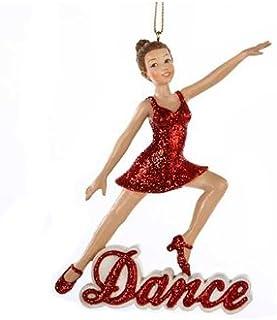 """Best Kurt Adler """"Dance"""" Girl Christmas Ornament Reviews"""