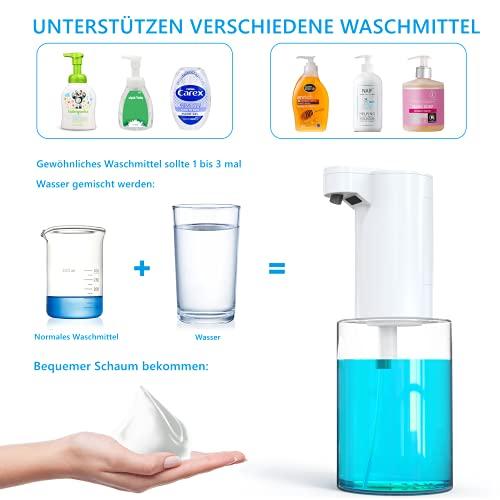 HOTIME Dispensadores de loción y de jabón