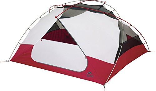 MSR Elixir 4-Person Lightweight Backpacking Tent (2017 Model)