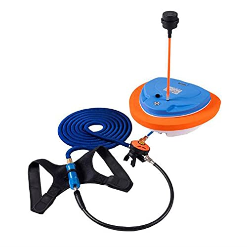 GAO-bo Serbatoi di Immersioni, Sistema Portatile E Ricaricabile, per Sport Acquatici, Immersioni Subacquee Impermeabile con Pompa dAria Impermeabile 10m 5h (Size : Z500)