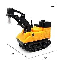 KMDSM ラインフォロワロボットの誘導教育誘導おもちゃの車のトラックマシンフォロワーDIYのダイキャストカーマジックペン (色 : 白い)