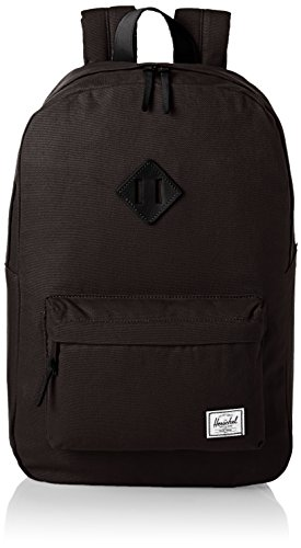 Herschel Unisex-Erwachsene Tote Sutton Mid-Volume Duffle Bag Seesack, schwarz, Einheitsgröße