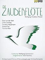 Mozart: Die Zauberflote by Manthey