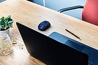 Trust Yvi Mouse Wireless, Mause Senza Filo, 800/1600 DPI, 8m di Portata Wireless, Microricevitore USB Riponibile, PC/Laptop/Mac/Chromebook - Blu #9