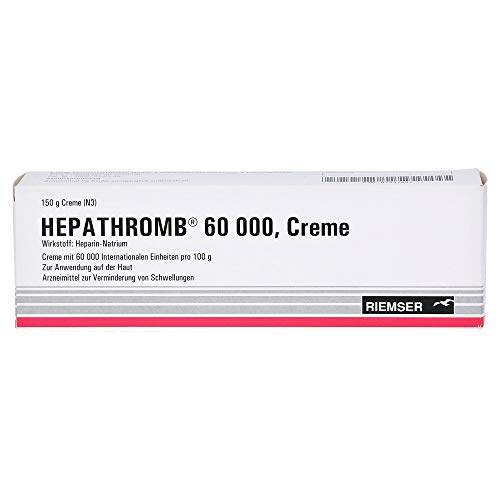 HEPATHROMB Creme 60.000 150 g