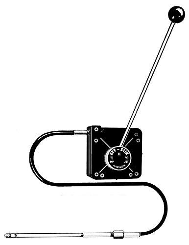 Ezy-glide Stik Steering Model 840-1500 II 15ft or 15.5ft Stick Steering