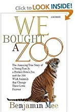 We Bought a Zoo - 2008 publication.