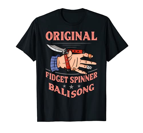 Balisong Flipping Gift Butterfly Knife Training T-Shirt