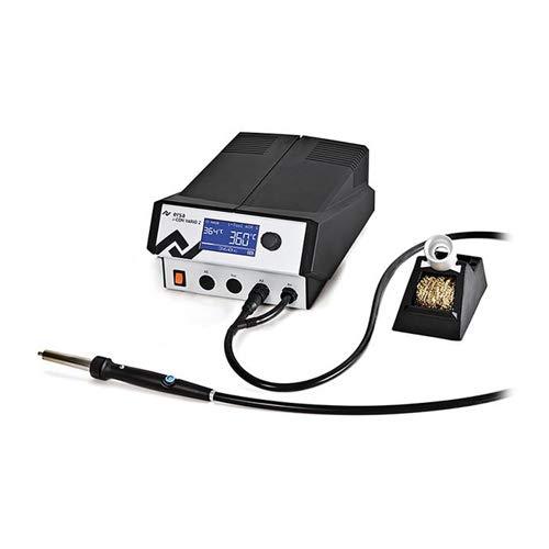Ersa i-CON VARIO 2 Mehrkanal-Löt und Entlötstation 200 W, 230 V mit Heißluftkolben i-Tool Air S antistatisch, 0ICV2000A