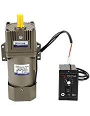 220 V 90 W AC-motor met instelbaar toerental-automatische daling, 1-fasig. 50K
