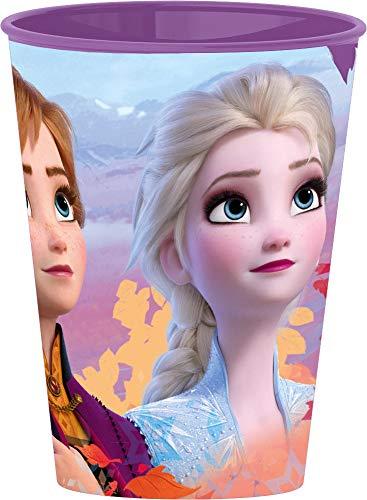 4 Stück Disney Frozen Trinkbecher Saftbecher Becher Set Anna Elsa