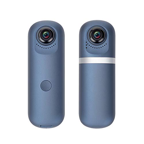 SUNGLIFE 3D & 360 VR Camera, Panoramic Sports Video Action Camera