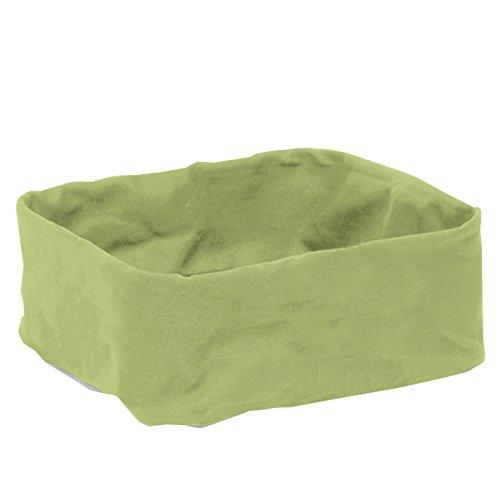 Blomus 63469 Stofftasche Desa für Brotkorb, groß, grün