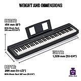 Zoom IMG-2 yamaha digital piano p 45b