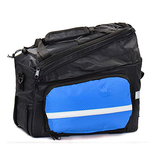 Best Prices! Ybriefbag Sport Bicycle Bike Storage Bag Bike Pannier Trunk Bag, Large Capacity Waterpr...